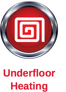 Underfloor heating icon