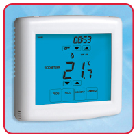 Radio Touchscreeen Programmable Thermostat