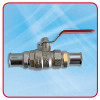 New Maincor press ball valves