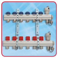 Radiator Manifold