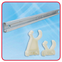 Aluminium Slider Rail & Bracket Support Kit