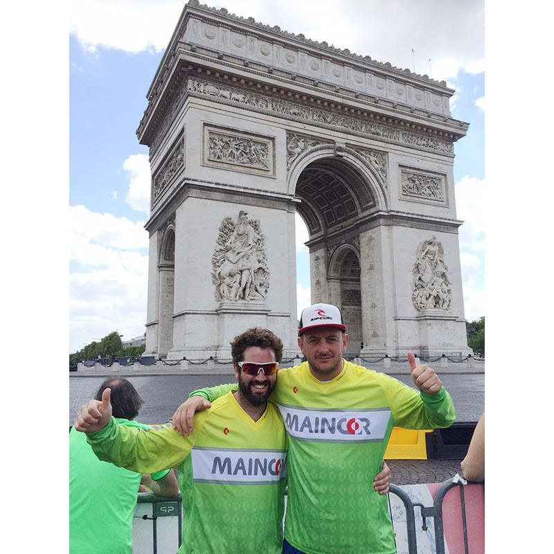 Bike 4 Cancer to Paris