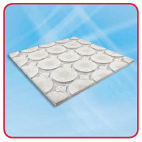 Overboard Dry Screed Board - Return