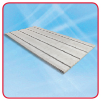 Overboard Dry Screed Board - Straight