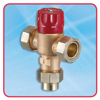 Thermostatic Manual Mixing Valve