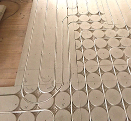 Overboard Retrofit UFH Installation Case Study
