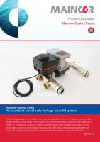 thumbnail of Maincor-Control-Pack-Datasheet-March-2016