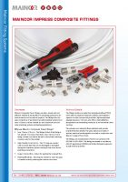 thumbnail of Maincor Impress Composite Fittings