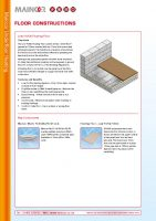 thumbnail of UFH Low Profile Floating Floor